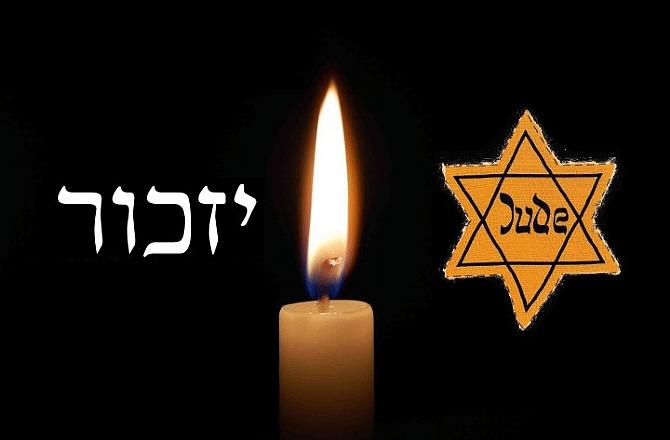 Церемония зажжения свечей в Йом а-Шоа пройдёт в России в онлайн-формате