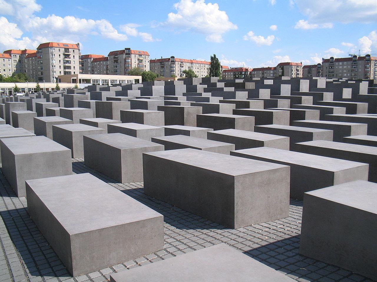 Как построить музей Холокоста: опыт Берлина, Иерусалима и Варшавы