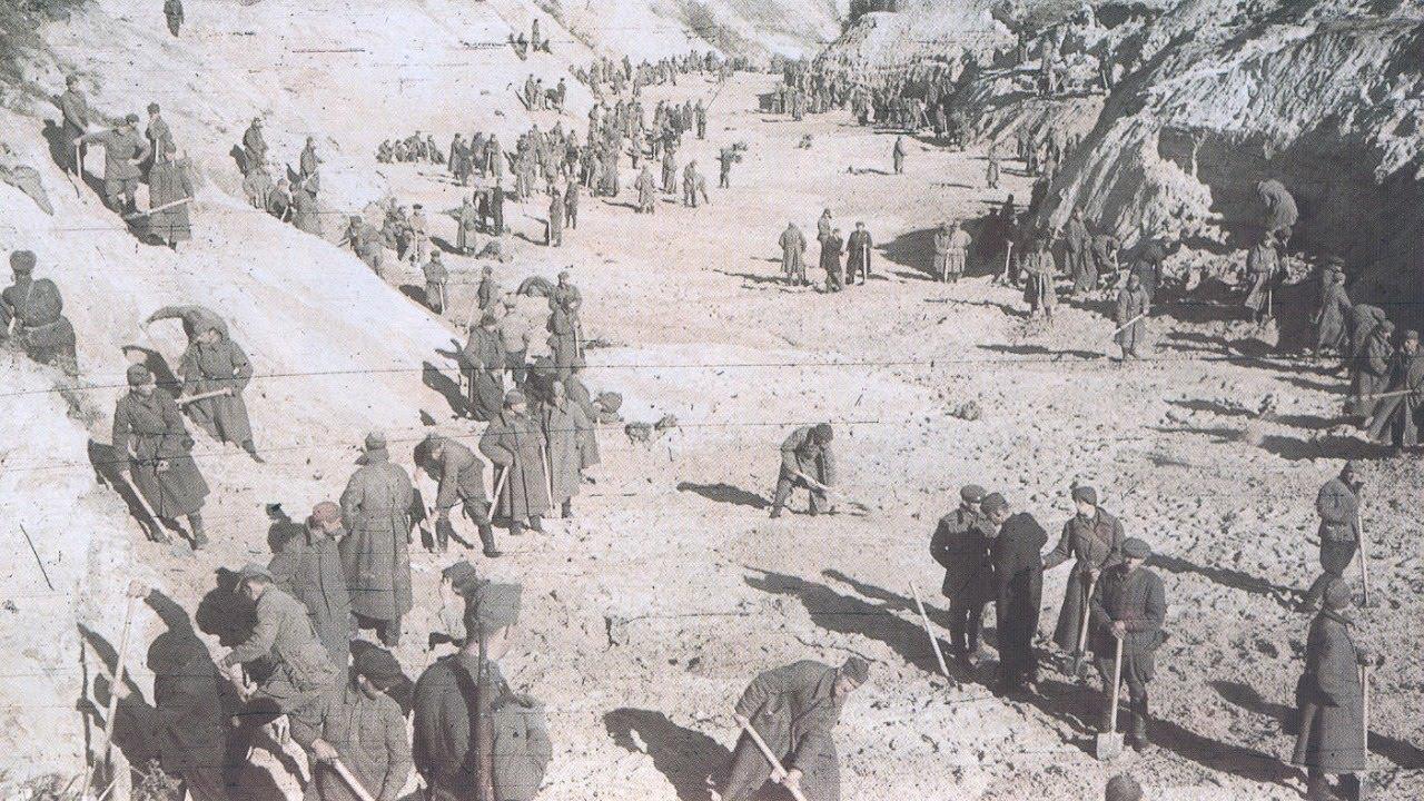 Проект «Имена»: установлены имена более 800 человек, убитых в Бабьем Яру