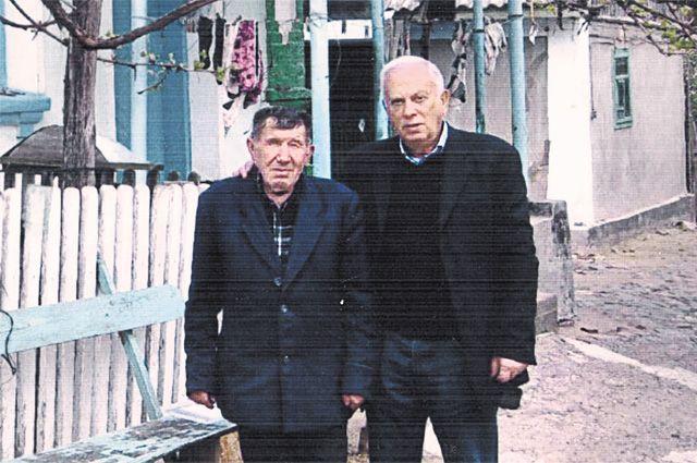 1000 дней в подполе. Как Олег Морткович нашёл своих спасителей спустя 70 лет
