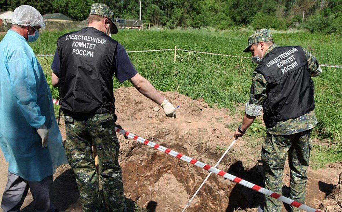 Следственный комитет РФ возбудил уголовное дело о геноциде в Псковской области