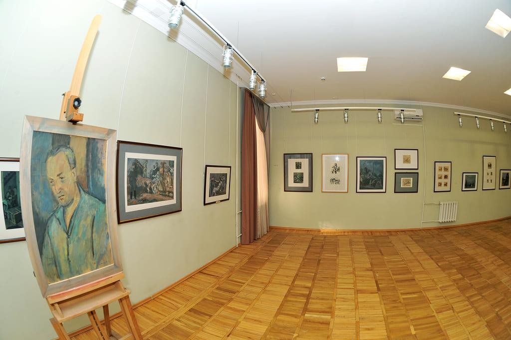 «Немецкая оккупация»: выставка картин в Ростове-на-Дону