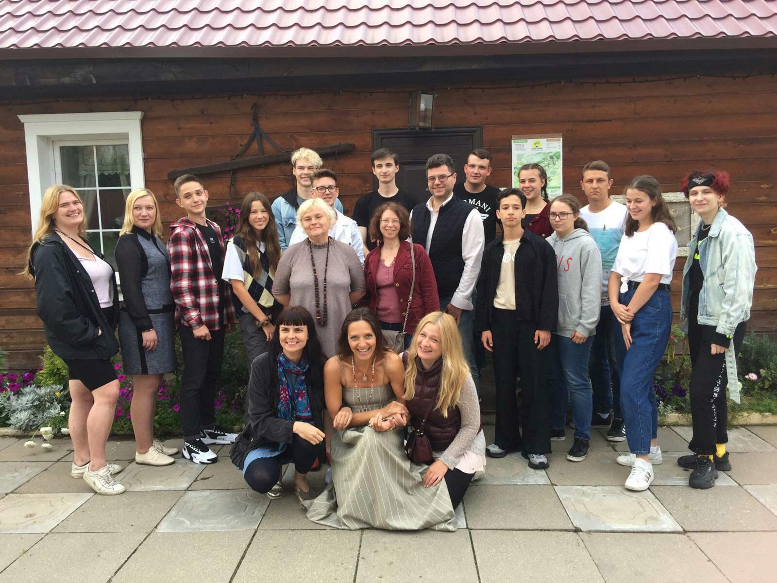 Проект «Холокост в истории моей семьи»
