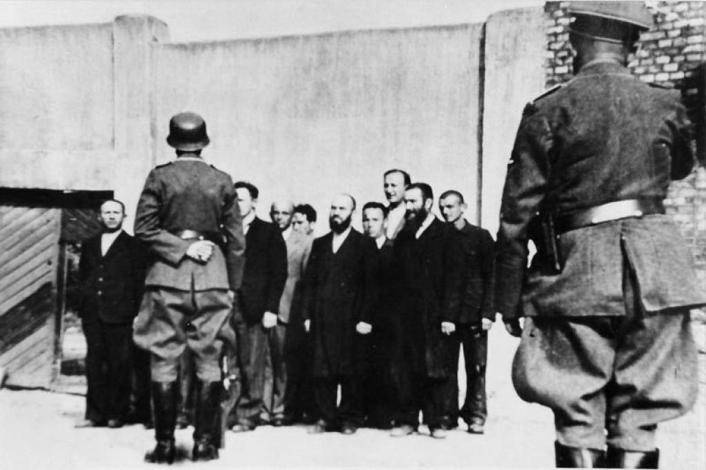 О геноциде евреев Литвы