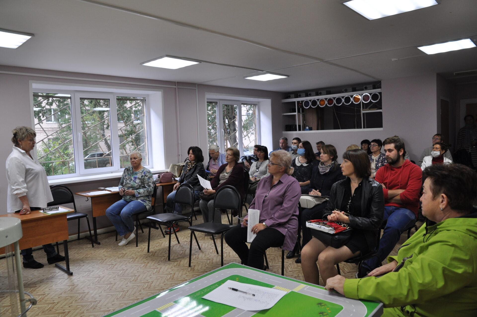 Рязань: семинар по преподаванию Холокоста