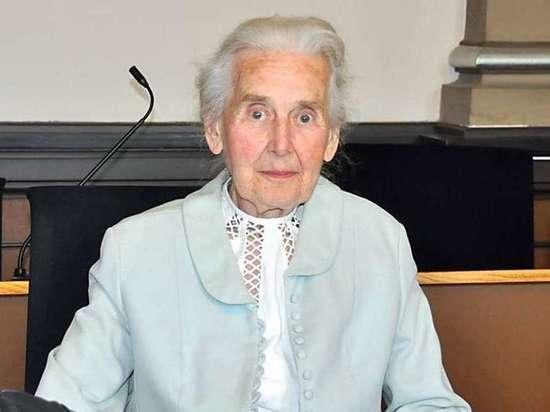 Суд в ФРГ отказал в досрочном освобождении 92-летней отрицательнице Холокоста
