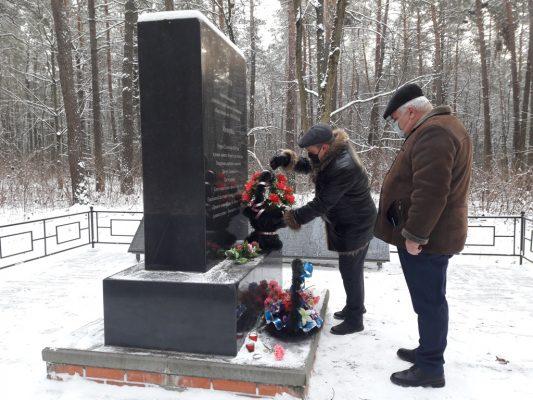 В новозыбковском лесу 79 лет назад нацисты расстреляли сотни евреев…
