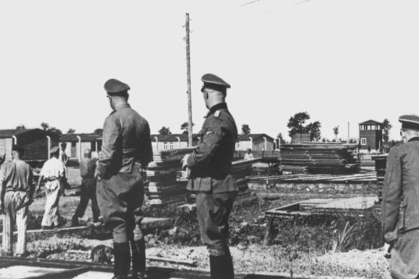 США выдали Германии 95-летнего охранника нацистского лагеря