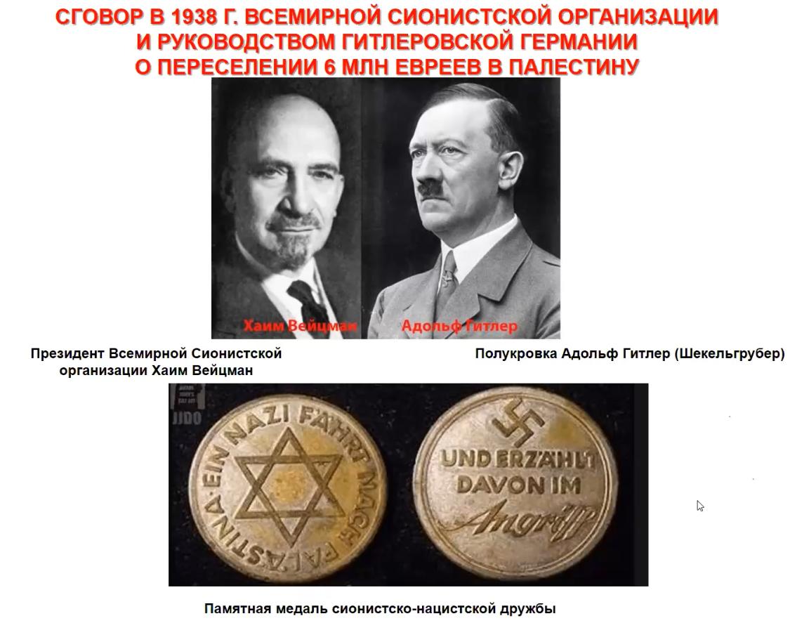 Разбор скандальной презентации В. В. Матвеева, отрицающей Холокост