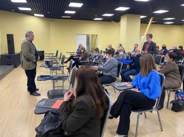 Лекции и встречи в Самаре