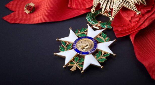 Президент Франции подписал указ о награждении Аллы Гербер орденом Почётного легиона