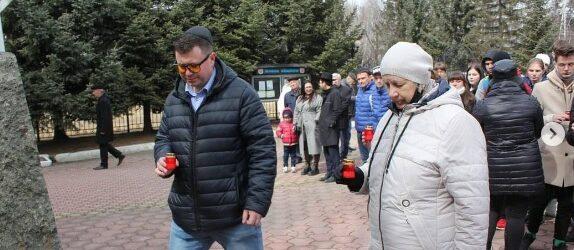 Память жертв Холокоста почтили в ЕАО