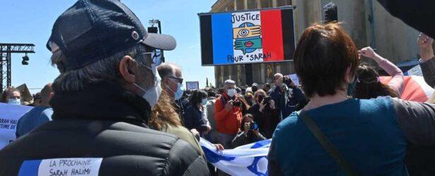 Десятки тысяч евреев во Франции и за её пределами требуют «справедливости для Сары Халими»