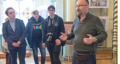 Просветительский центр «Холокост» открылся в Санкт-Петербурге