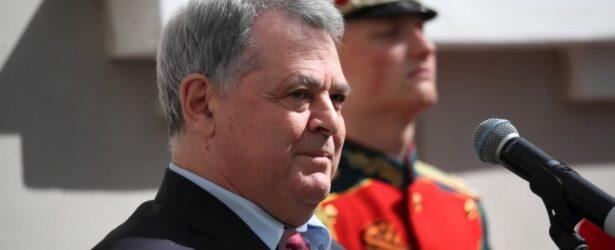В Казани открыта мемориальная доска освободителю Аушвица — генералу Фёдору Красавину