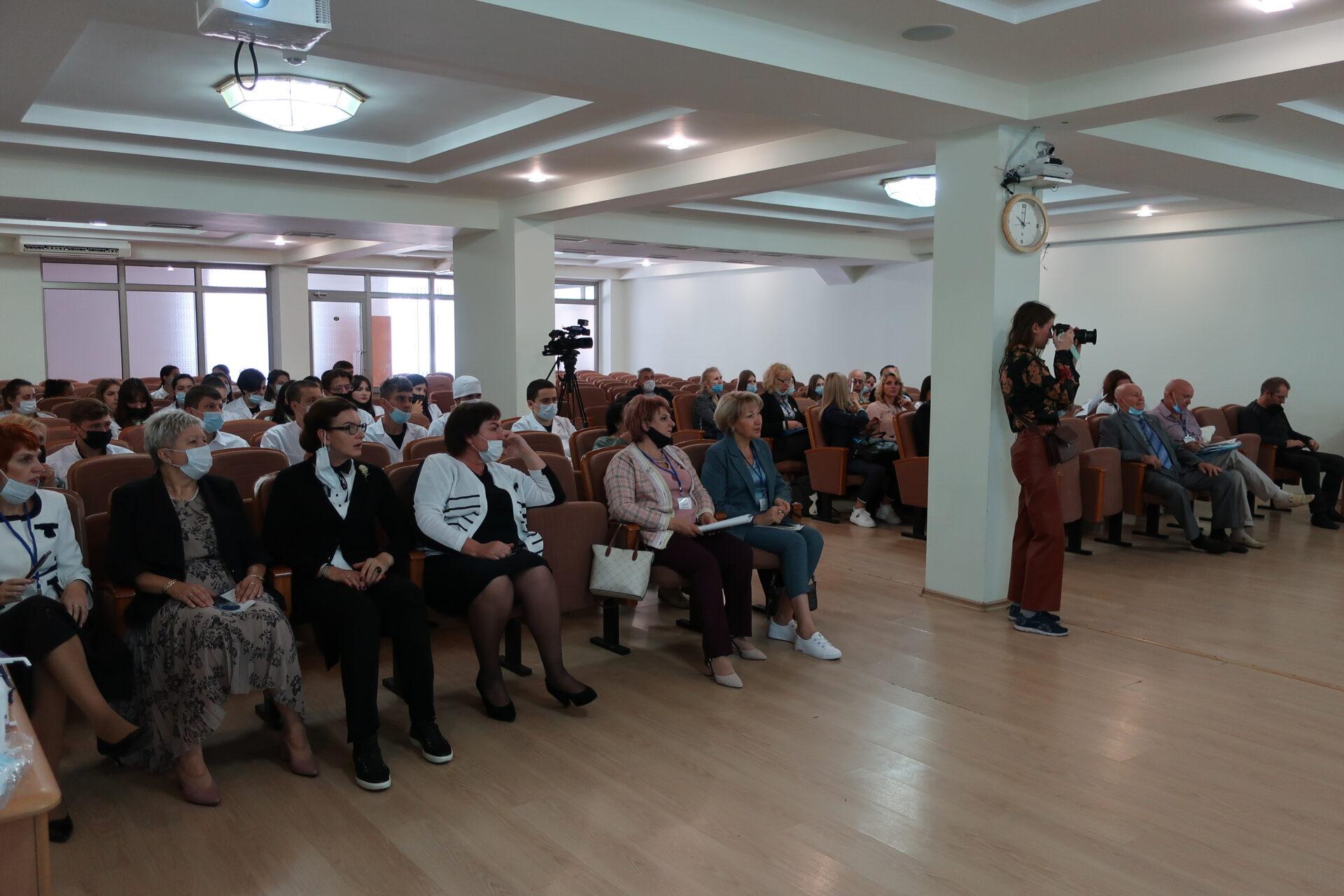 Конференция в Ставрополе