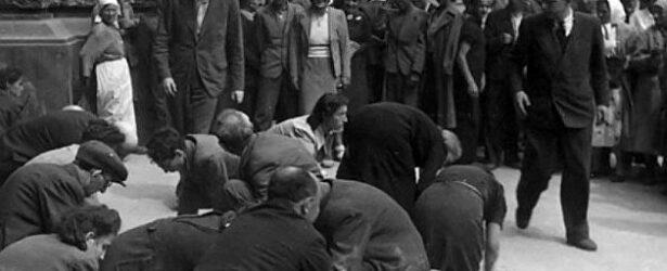 Еврейский погром в Киеве в 1945 году