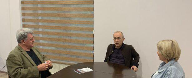 Переговоры во Владикавказе