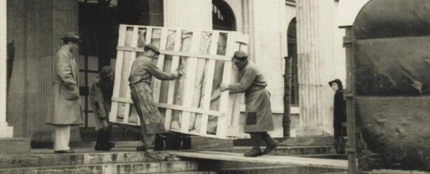 О судьбе украденных нацистами произведений искусства